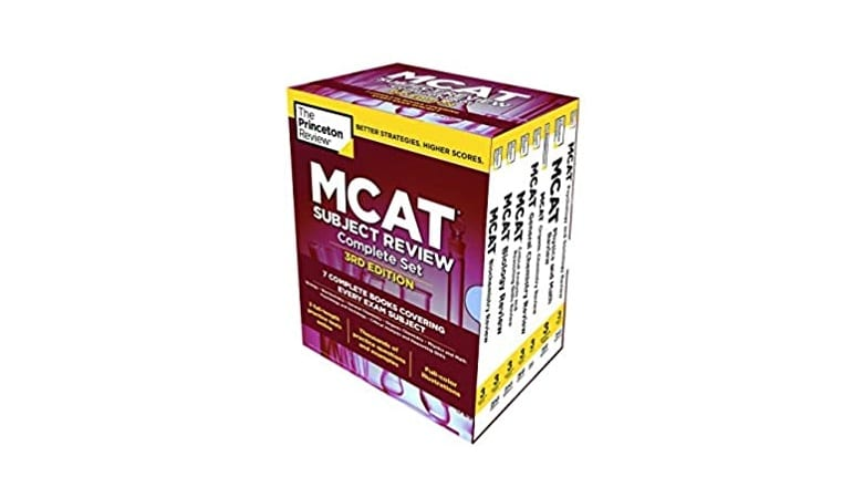The Best MCAT Prep Books For 2021 Reviewed 2